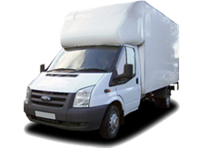 extra large van hire gloucester pic