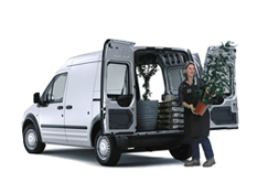 small van hire gloucester pic